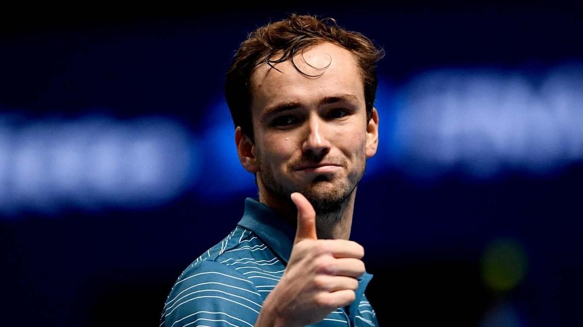 Медведев вынес очередного соперника на US Open