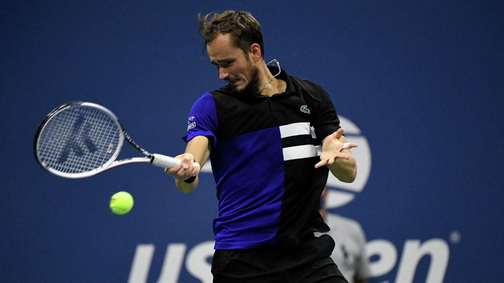 Теннисист из России в очередной раз доказал, что абсолютно по праву находится в элите мирового тенниса