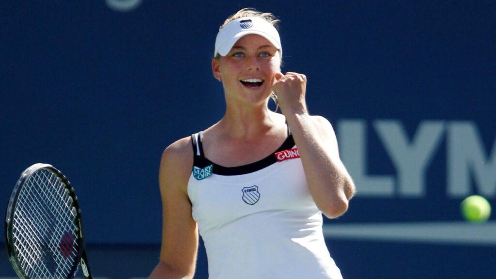 Звонарёва на протяжении всей карьеры зарекомендовала себя очень стабильной спортсменкой